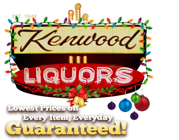 kenwood-liquors-christmas-sign