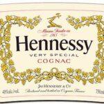 Hennessy V.S. Label