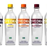 Svedka Vodka Lineup Bottles